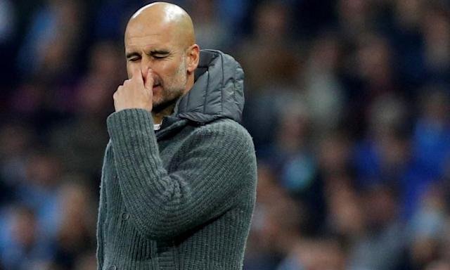 "<span class=""element-image__caption"">Manchester City have spent £340m net in transfer fees since appointing Pep Guardiola.</span> <span class=""element-image__credit"">Photograph: Phil Noble/Reuters</span>"