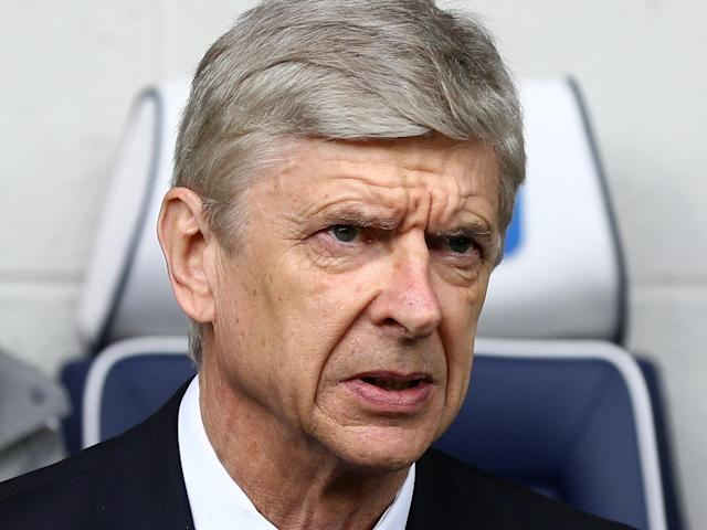 Arsene Wenger's current Arsenal contract expires at the end of the season: Getty