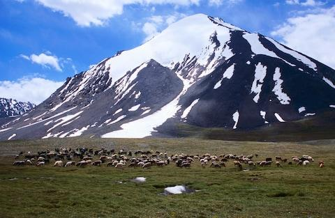 The Wakhan Corridor is beautiful, but out of bounds - Credit: getty