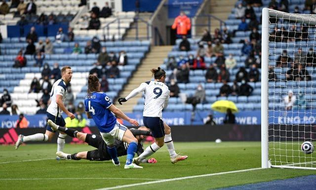 Leicester's 4-2 loss at home to Tottenham saw them miss out on a top four finish with Gareth Bale scoring twice