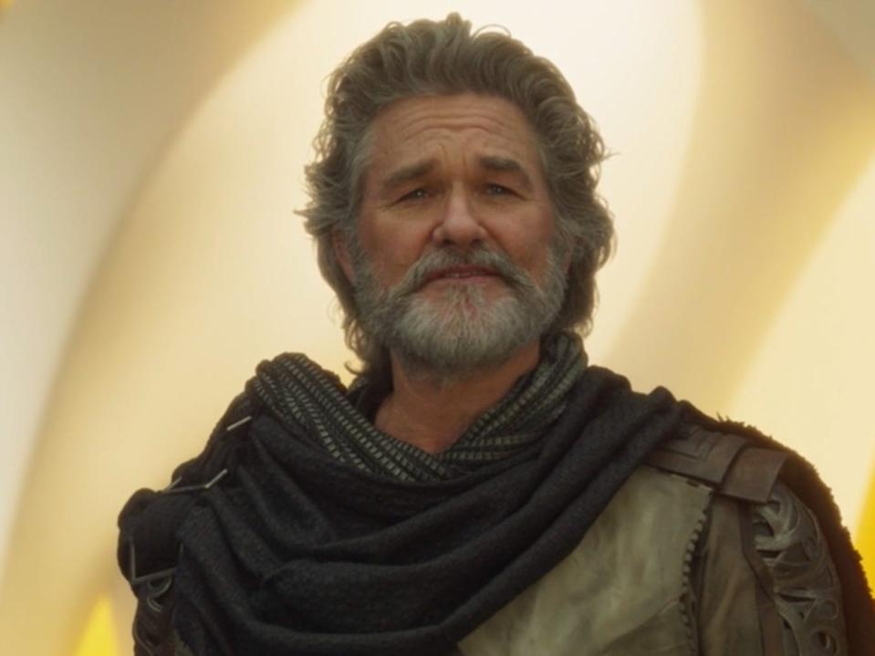 """Kurt Russell in """"Guardians of the Galaxy Vol. 2."""""""