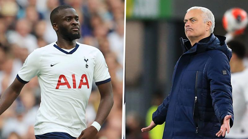 Tottenham flop Ndombele 'fighting a losing battle with Mourinho', says Berbatov