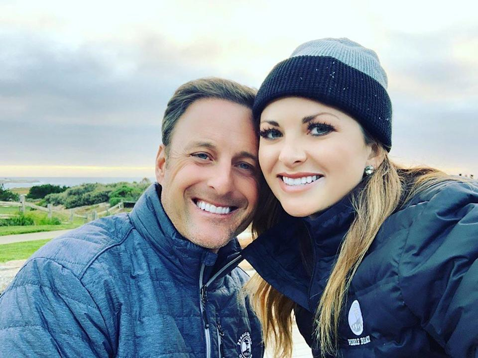 Chris Harrison Launches New Wedding Band Collection with Girlfriend Lauren Zima in Mind