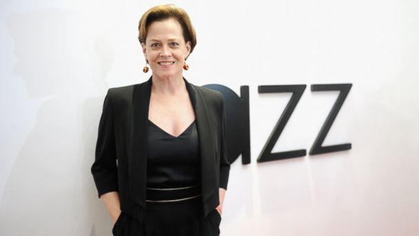 PHOTO: Sigourney Weaver attends the opening of the Mica and Ahmet Ertegun Atrium at Jazz at Lincoln Center, Dec. 17, 2015 in New York. (Craig Barritt/Getty Images for Jazz at Lincoln Center)