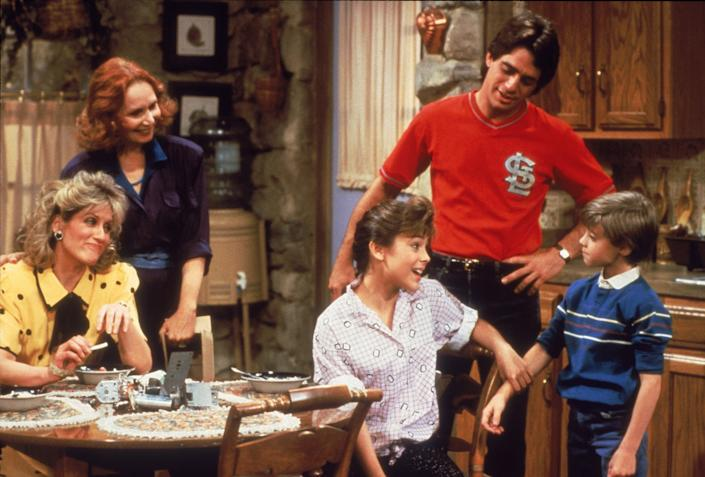Tony Danza & Alyssa Milano On Board For 'Who's The Boss' Sequel Eeries
