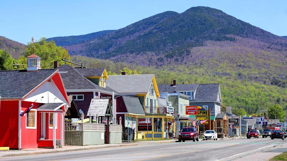 Lincoln is a town in Grafton County, New Hampshire, United States.