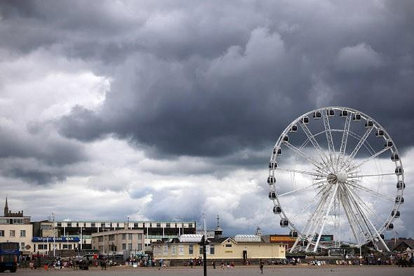 Forecasters say it's impossible to predict British weather