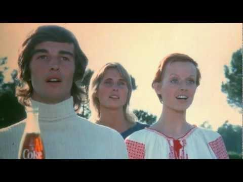 """<p>One of the most famous commercials of all time, this very 1970s advert aired during the 1971 Super Bowl and re-entered pop culture with the final series of Mad Men in 2015.</p><p><a href=""""https://www.youtube.com/watch?v=1VM2eLhvsSM"""" rel=""""nofollow noopener"""" target=""""_blank"""" data-ylk=""""slk:See the original post on Youtube"""" class=""""link rapid-noclick-resp"""">See the original post on Youtube</a></p>"""