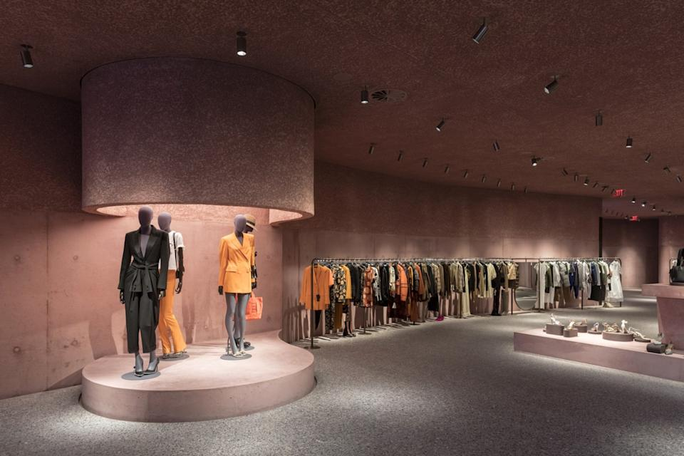 """Another look inside the Webster's Los Angeles store at the Beverly Center. <span class=""""copyright"""">(Laurian Ghinitoiu / The Webster LA)</span>"""