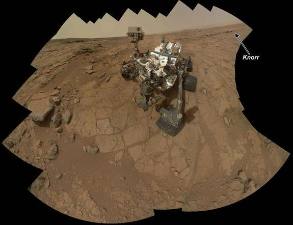 Curiosity Rover Goes Solo on Mars for 1st Time Today