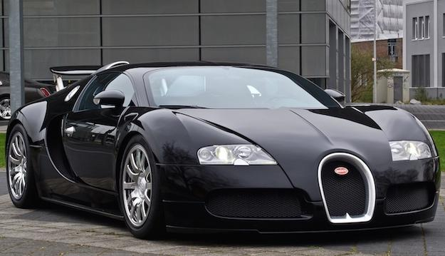 Why The Bugatti Veyron Is The Most Expensive Car To Own In The World