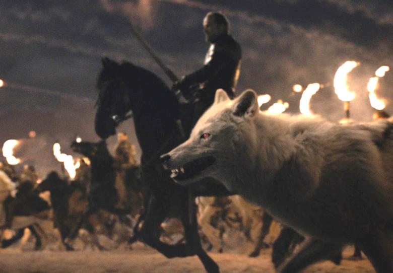 'Game Of Thrones' Director Explains Jon Snow's 'Unemotional' Goodbye