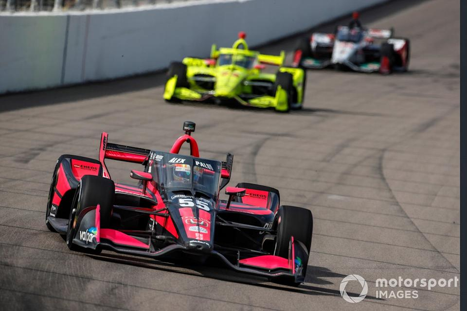 "Alex Palou, Dale Coyne Racing with Team Goh Honda<span class=""copyright"">Phillip Abbott / LAT Photo USA</span>"