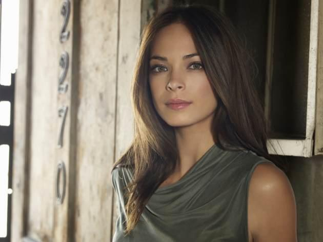Kristin Kreuk's promo shot for Season 2 of 'Beauty and The Beast' -- The CW