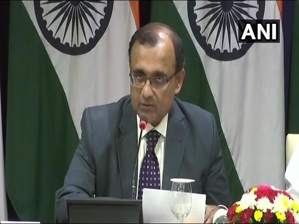TS Tirumurti, India's Permanent Representative to the United Nations (UN) at New York.