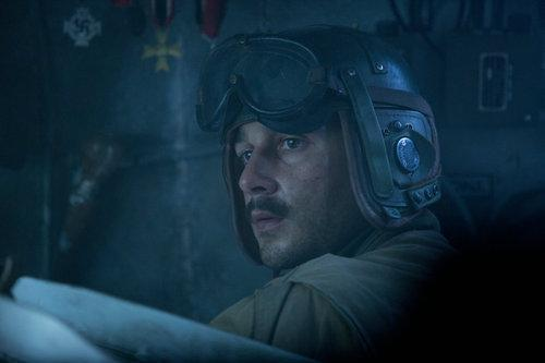 Shia LaBeouf Slashed His Own Face On The Set Of Fury