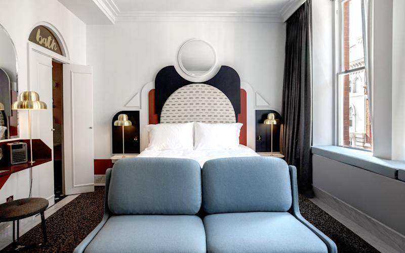 Henrietta Hotel is the latest in a trend of continental boutique hotels opening in London.