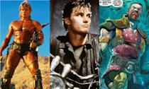 <p>Dolph Lundgren is well-known for playing He-Man in Masters of the Universe and will soon be appearing in Aquaman as King Nereus. He also appeared as Punisher Frank Castle in The Punisher too. </p>