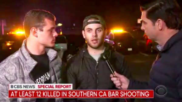 Thousand Oaks Shooting Survivors Escaped Through Windows While Gunman Reloaded