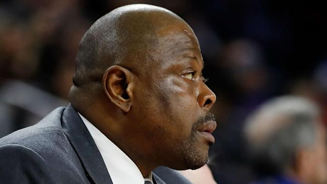 "Patrick Ewing has reportedly ""emerged as a major candidate"" to become head coach at Georgetown, his alma mater."