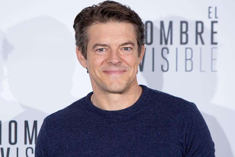 MADRID, SPAIN - FEBRUARY 19: US producer and actor Jason Blum attends 'El Hombre Invisible' ('Invisible Man') photocall at Villa Magna Hotel on February 19, 2020 in Madrid, Spain. (Photo by Pablo Cuadra/FilmMagic)