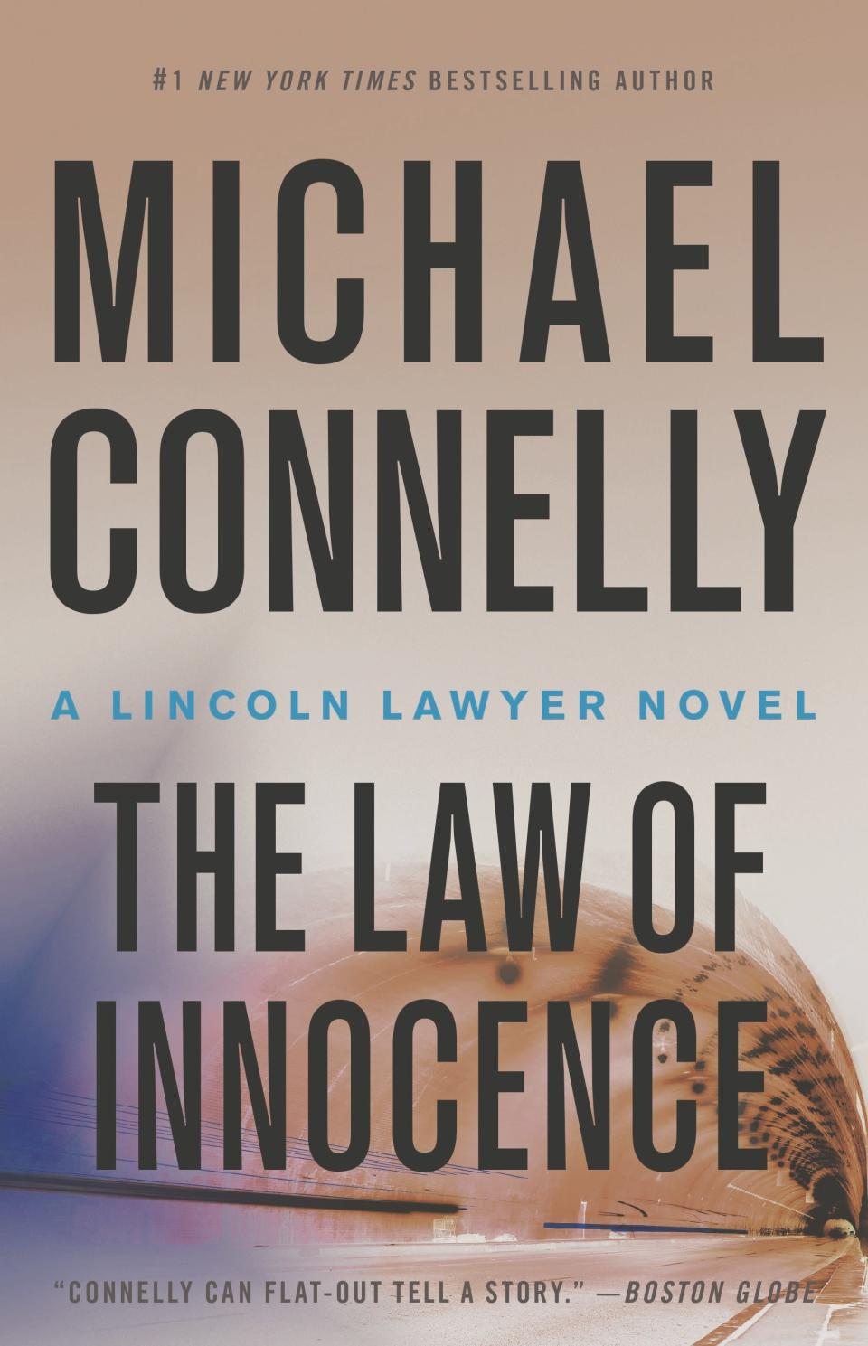 """This cover image released by Little, Brown & Company shows """"The Law of Innocence"""" by Michael Connelly. (Little, Brown & Co. via AP)"""