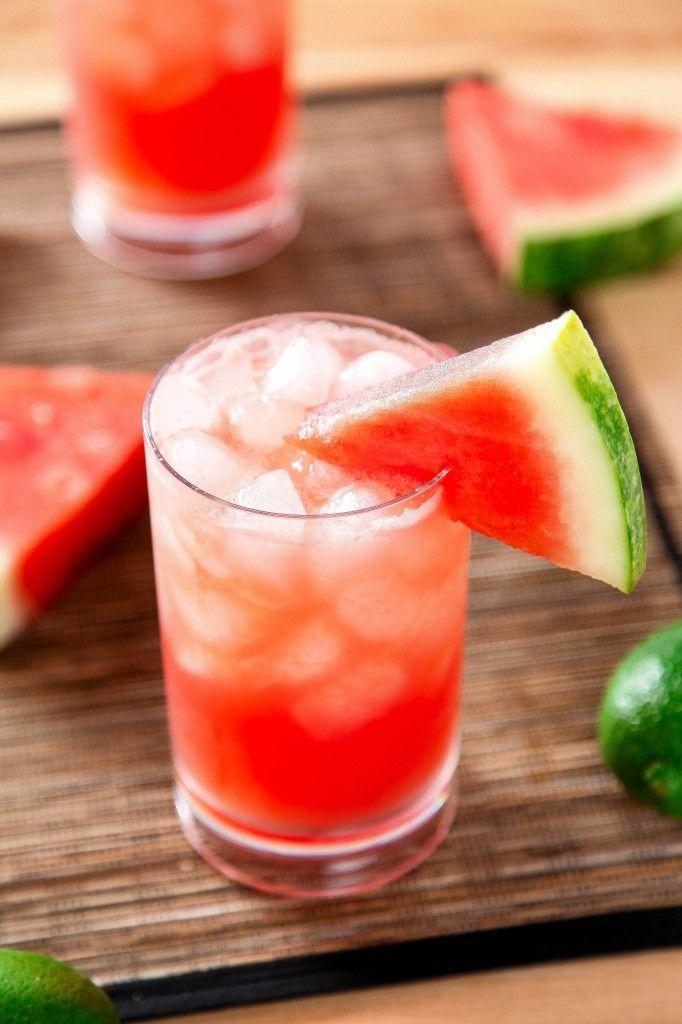 """<p>All you need is 4 ingredients and 5 minutes.</p><p>Get the recipe from <a href=""""http://www.bakingbeauty.net/sparkling-watermelon-cocktail/"""" rel=""""nofollow noopener"""" target=""""_blank"""" data-ylk=""""slk:Baking Beauty"""" class=""""link rapid-noclick-resp"""">Baking Beauty</a>.</p>"""