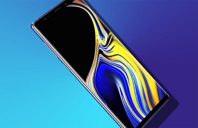 Samsung Galaxy Note9 Tops CR's Smartphone Ratings