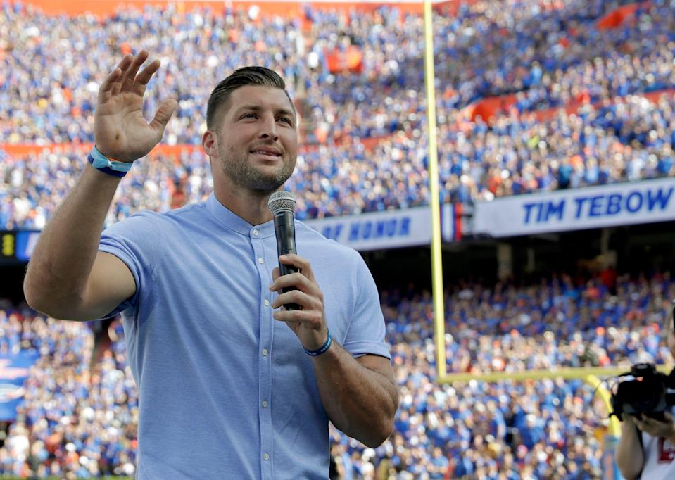 Former Florida quarterback Tim Tebow and Urban Meyer are getting back together, this time with the Jacksonville Jaguars.