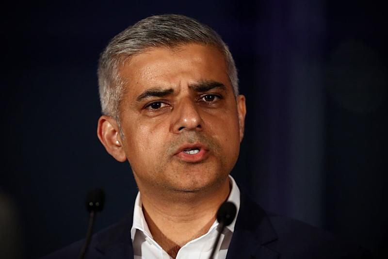 London Mayor Compares Trump to European Dictators in Scathing Op-Ed About the President's U.K. Visit