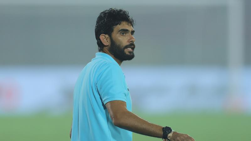 NorthEast United's Khalid Jamil - I am not blaming anyone for the defeat