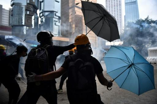 One year on from the start of Hong Kong's protests, the movement has lost steam