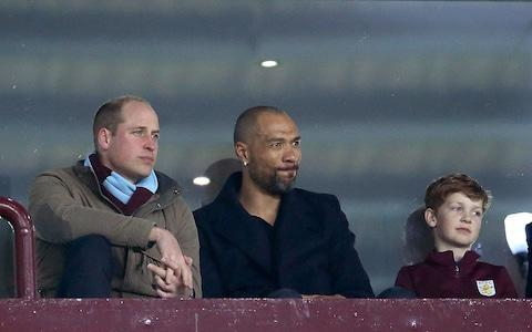 "The Duke of Cambridge was at Villa Park to witness the club's own crown prince, Jack Grealish, spark Steve Bruce's promotion bid back into life with an outrageous winning goal. Sitting next to former striker John Carew, Villa fan Prince William will have been out of his seat after Grealish's brilliant volley five minutes from time settled this encounter between the Championship manager promotion experts. Grealish's strike earned Villa only their second victory in six games, maintaining their slim hopes of automatic promotion, while Cardiff's own aspirations of scrambling into the top two were damaged after Fulham's win over Reading. Cardiff are now third, with a game in hand over Fulham, and were frustrated after an outstanding performance from Sam Johnstone, the goalkeeper on loan from Manchester United. Johnstone's brilliance prevented Villa from a chastening defeat in front of His Royal Highness, with at least three excellent saves, before Grealish struck from outside the box with a breathtaking goal. Jack Grealish scored with a screamer of a volley Credit: Marc Atkins/Offside/Getty Images Warnock admitted there were many ""broken hearts' after the stormy defeat by Wolves on Friday, when Cardiff's Gary Madine and Junior Hoilett both failed to score stoppage-time penalties. This will have felt even worse. It is currently Warnock 7 Bruce 4 in the promotion stakes but the Villa manager's hopes of adding another to his collection were under serious threat. The Villa wobble has come at the worst possible time. Bruce witnessed one of the club's most dismal performances of the season at Norwich last weekend and the ramifications for missing out on promotion do not bear thinking about. Neil Warnock has suffered back-to-back defeats which have allowed Fulham to sneak ahead in the race for automatic promotion Credit: Marc Atkins/Offside/Getty Images He has already conceded that his own future could be in doubt if Villa face another season in the Championship, while contract talks with senior players are on hold. Parachute payments will also be significantly lower if Villa have to stomach a third successive season in the second tier. With captain John Terry absent due to an ankle problem, the pressure was on the home team and they could have fallen behind in the 16th minute. Axel Tuanzebe was robbed of the ball on the halfway line and Kenneth Zohore released Nathaniel Mendez-Lang into the area. The Cardiff winger had only Sam Johnstone to beat but his angled shot came back off the post. It felt like a huge moment. Warnock had lost all six of his previous Football League meetings away against Bruce - with Bury, Sheffield United, Leeds United, Crystal Palace, Rotherham and finally Cardiff. The Duke of Cambridge watched his team alongside John Carew Credit: Paul Harding/PA But his team here were comfortable for long periods in the first-half, with Icelandic midfielder Aron Gunnarsson sticking to Grealish like a barnacle on a boat. Villa were slow and ponderous and the only threatening moment came 11 minutes before the break when Albert Adomah hooked a shot wide. And Cardiff should have taken the lead in first-half injury time, only for Villa to escape again. Ahmed Elmohamady first cleared Sean Morrison's shot off the line and then Johnstone produced an outstanding double save, preventing Glenn Whelan from deflecting a shot into his own net before denying Callum Paterson. Villa required Johnstone again in the 57th minute, the goalkeeper stretching out a leg to block Zohore's shot from finding the corner. Bruce introduced striker Jonathan Kodjia on the hour in a bid to wrestle control of the game and the £15m signing created a chance out of nothing, evading Morrison before shooting straight at Neil Etheridge. Johnstone was still proving the central figure, producing a fine save from Mendez-Laing as Cardiff cranked up the pressure. But Grealish grabbed the headlines in the 85th minute, crashing in a volley which whistled in off the post. Match details Villa (4-1-4-1) Johnstone, Elmohamady, Chester, Jedinak, Tuanzebe (Bree 26) ; Whelan; Snodgrass, Hourihane (Samba, 88), Grealish, Adomah (Kodjia, 60); Grabban. Substitutes Bunn (g), Lansbury, Onomah, Hogan. Booked Hourihane, Snodgrass, Johnstone, Kodjia. Cardiff (4-3-3) Etheridge; Peltier, Morrison, Bamba, Bennett; Gunnarsson, Grujic, Paterson; Mendez-Laing (Pilkington, 90), Zohore (Madine, 68), Hoilett (Ward, 88). Substitutes Murphy (g), Ecuele Manga, Bryson, Traore. Booked Paterson, Peltier, Bennett, Gunnarsson, Ward. Referee Jeremy Simpson (Lancashire)"