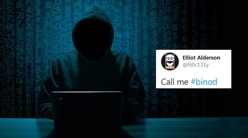 'Call Me Binod,' Anonymous French Hacker, Elliot Alderson Joins the Funny Memes Trend, Desi Twitterati Wonders if He Has Any 'Indian Connection'