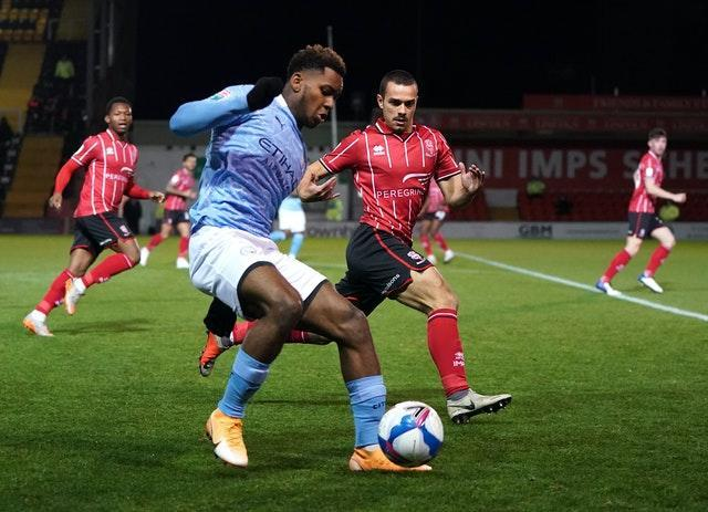 Manchester City's Jayden Braaf could be leaving the club