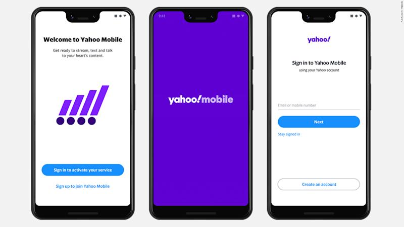 Yahoo! Mobile's DIY setup is a breeze to do at home. (Photo: Yahoo! Mobile)