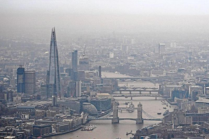 The UK has been shamed as being among the worst countries in Europe for pollution deaths: Jeremy Selwyn
