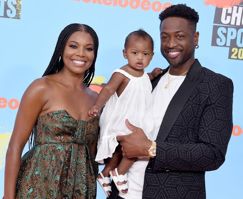 Dwayne also shares two children with his ex-wife,Siohvaughn Funches.