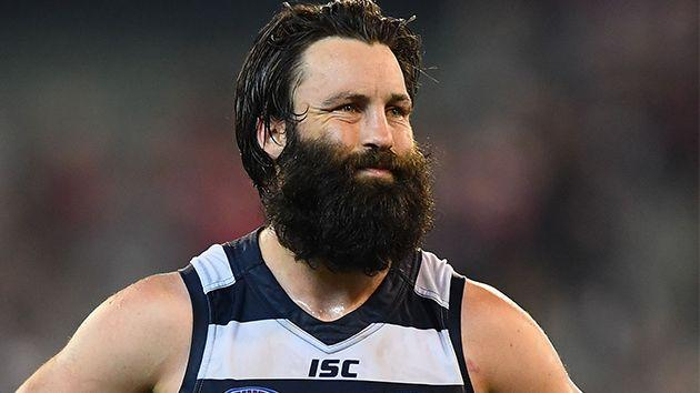 The beard at its best. Image: Getty