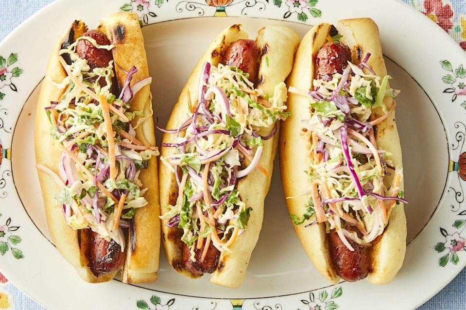 """<p>The Drummonds absolutely love the summer months—particularly the 4th of July, when they get to see their friends from church, indulge in a star-studded <a href=""""https://thepioneerwoman.com/food-cooking/meals-menus/g32174441/fourth-of-july-menu-ideas/"""" rel=""""nofollow noopener"""" target=""""_blank"""" data-ylk=""""slk:4th of July menu"""" class=""""link rapid-noclick-resp"""">4th of July menu</a>, and eat slice after slice of Ree's now-legendary flag cake. (Yes, it's <em>that</em> good.) </p><p>But when it comes to summer party ideas, a patriotic bash isn't your only option. Why not try out your favorite <a href=""""https://www.thepioneerwoman.com/food-cooking/meals-menus/g32188535/best-grilling-recipes/"""" rel=""""nofollow noopener"""" target=""""_blank"""" data-ylk=""""slk:grilling recipes"""" class=""""link rapid-noclick-resp"""">grilling recipes</a> at a classic cookout, make a splash with a just-for-fun pool party, or load up on <a href=""""https://www.thepioneerwoman.com/food-cooking/meals-menus/g32336081/summer-recipes/"""" rel=""""nofollow noopener"""" target=""""_blank"""" data-ylk=""""slk:summer recipes"""" class=""""link rapid-noclick-resp"""">summer recipes</a> at a midsummer ice cream social? You can even make use of those leftover <a href=""""https://thepioneerwoman.com/food-cooking/meals-menus/g32109085/fourth-of-july-desserts/"""" rel=""""nofollow noopener"""" target=""""_blank"""" data-ylk=""""slk:4th of July desserts"""" class=""""link rapid-noclick-resp"""">4th of July desserts</a> with a unique """"no-bake potluck,"""" or whip together a few delicious <a href=""""https://www.thepioneerwoman.com/food-cooking/meals-menus/g32382151/picnic-side-dishes/"""" rel=""""nofollow noopener"""" target=""""_blank"""" data-ylk=""""slk:picnic sides"""" class=""""link rapid-noclick-resp"""">picnic sides</a>, lay down a gingham blanket, and picnic like the best of them. Heck, if you're really just looking for an excuse to get your neighbors together, you might even opt for a theme as simple and sweet as """"s'mores."""" </p><p>Truthfully, whatever you choose and whenever you throw down, you really can't go wrong"""