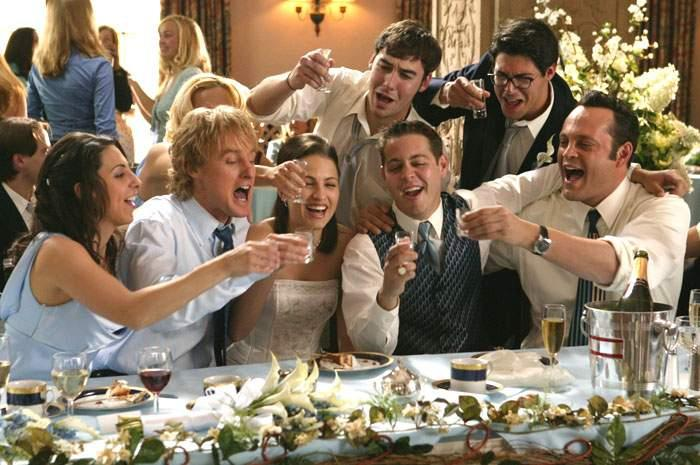A 'Wedding Crashers' Sequel Is Coming, So Stage 5 Clingers Prepare Yourselves