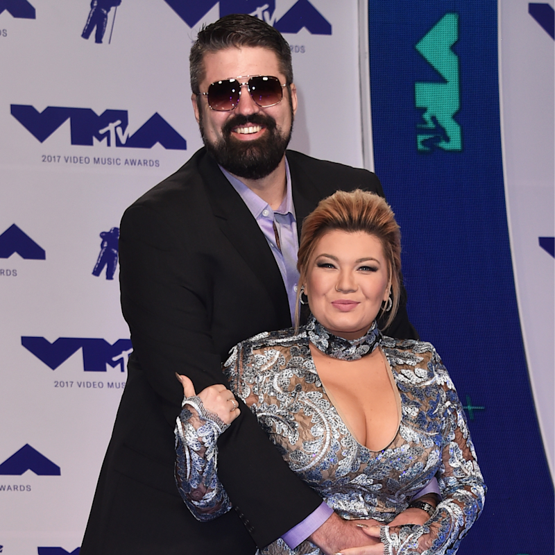 Amber Portwood Allegedly Wielded Machete at Boyfriend Andrew Glennon