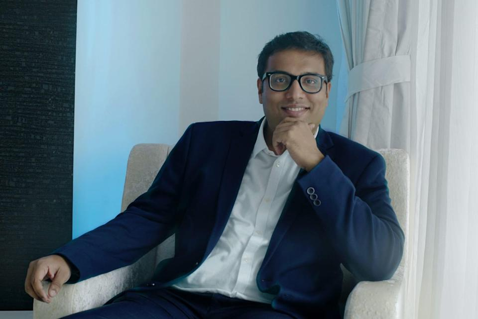 Atul Khekade, Co-Founder of XinFin Network that is building regulatory compliant blockchain network for Trade Finance to empower MSMEs