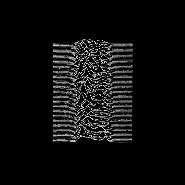 Joy Division: Unknown Pleasures, Factory Records (1979)