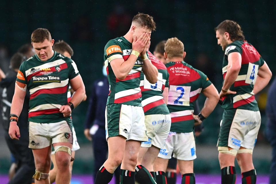 <p>Leicester Tigers have not won a European trophy since 2002</p> (Getty Images)