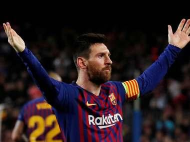 LaLiga: Barcelona's Lionel Messi says winning premier domestic title more important than Champions League