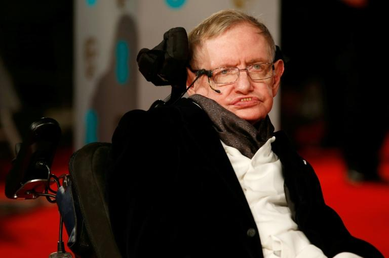 "British scientist Stephen Hawking's 1988 book ""A Brief History of Time"" became an unlikely worldwide bestseller and cemented his superstar status, dedicated his life to unlocking the secrets of the Universe"