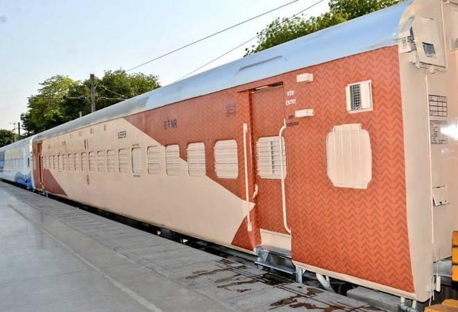 Not only trains, the Railways has been modernizing train stations by  incorporating state-of-the-art features and services which would be at  par with those available at airports.