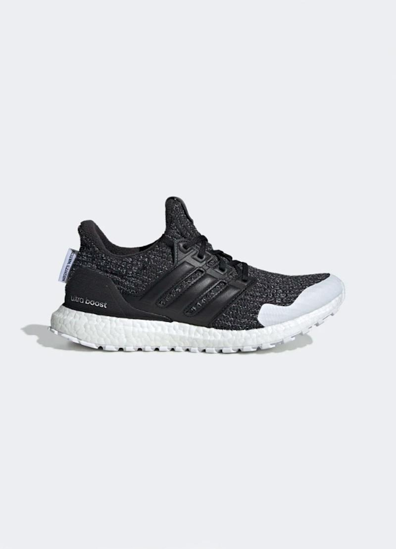 Buy now: Adidas x Game of Thrones Night's Watch Ultraboost Shoes, $180, Adidas