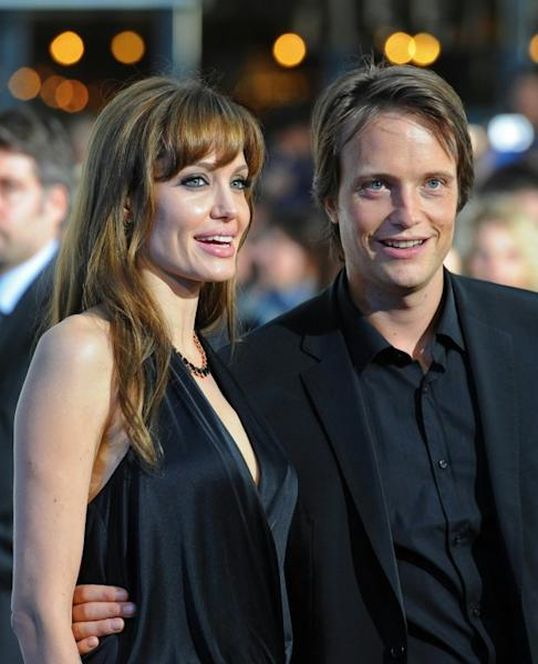 """August Diehl, who starred alongside Angelina Jolie in """"Salt"""", says his approach on screen tends to be less-is-more """"I always want to give the audience not quite enough,"""""""